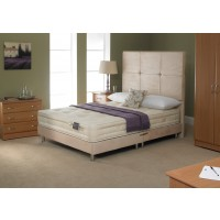 "4FT6"" Double 1000 Pocket Sprung Mattress & Base"
