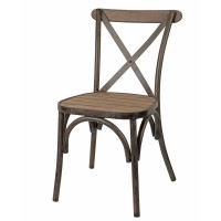 Prague Outdoor Side Chair - Vintage