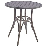 Prague Outdoor Table - Grey