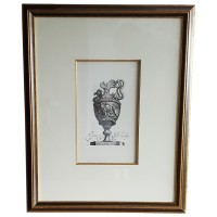 Ex Hotel Gold Framed Prints