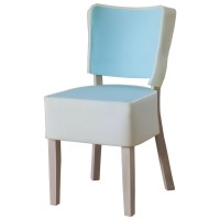 Belmont Side Chair RAW