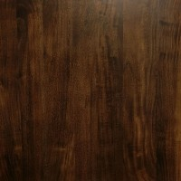 38mm Solid Acacia Wood - Walnut Finish