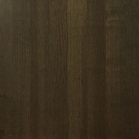 25mm Solid Ash Table Top - Dark Walnut