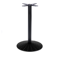 Solitaire Round Medium Mid height Table Base