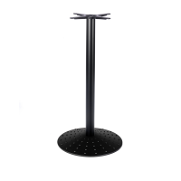 Solitaire Round Medium Poseur Table Base