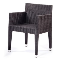 Malta Weave Outdoor Box Chair