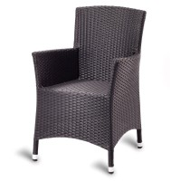 Malta Weave Outdoor Lounge Chair