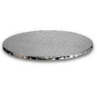 Stainless Steel Table Top 80cm Round
