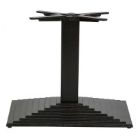 Step Rectangle Coffee Height Table Base
