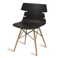 Thames Black Side Chair