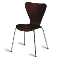 Torino Wenge Cafe Chair