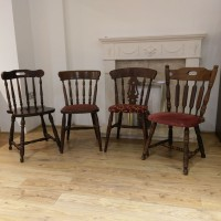 Used Traditional Style Pub Chairs - Assorted