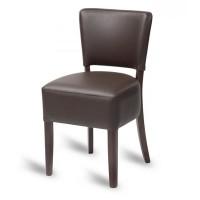 Hyde Luxe Side Chair - Mocha