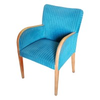 Ex Hotel Upholstered Tub Chair