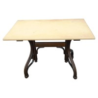 Used 4 Seater Restaurant Table