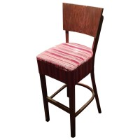 Used Bar Stool with Back