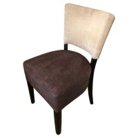Ex Restaurant Chairs - Suede Effect Fabric