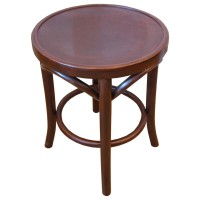 Used Bentwood Low Stool