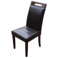 Used Restaurant Dining Chairs - Dark Brown
