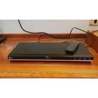 Used LG - DVX392H - HDMI 1080P DVD player with 1080P up-scaling