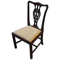 Used Traditional Wooden Side Chair