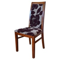 Used Solid Wood Upholstered Restaurant Chairs