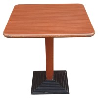 Square Dining Height Table