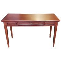 Used Traditional Wooden Desk