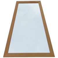 Used Wood Framed Mirror