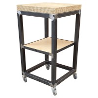 Square Vintage Style Trolley