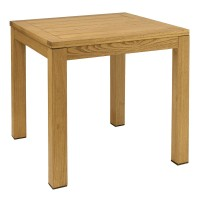 Whitby Outdoor Square Dining Table 80x80cm