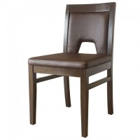 Windsor Side Chair Walnut / Brown