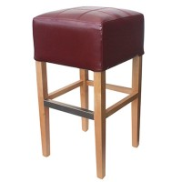 Wine Covent Bar Stool Without Back