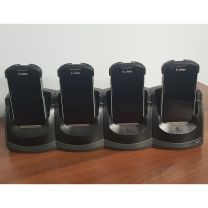 Set of 4 Zebra TC51 (TC510K-1PAZU2P-A6) Touch Screen Barcode Scanners