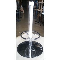 Polished Finish Stool Base