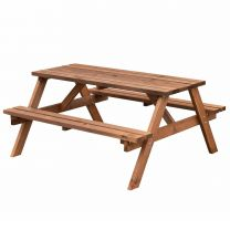 6 Seater Bench - A Frame