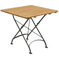 Cromer Square Outdoor Folding Table 70x70cm