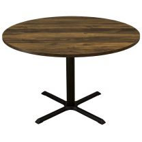 Rustic Oak Complete Samson Large Round Table