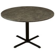 Baltic Silver Complete Samson Large Round Table