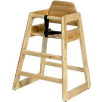 Bambino Baby Highchair Natural