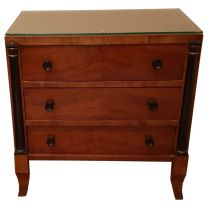 Ex Hotel Set of 2 Bedside Tables