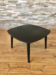 Compact Pedrali Designer Coffee Table in Black
