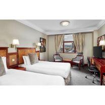 Burr Hotel Complete Bedroom Furniture Set