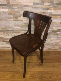 Ex Restaurant Bentwood Fanback Chairs.