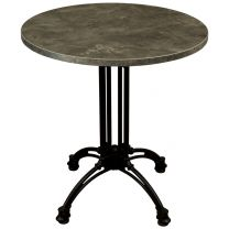 Baltic Silver Complete Round Continental Table