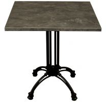 Baltic Silver Complete Square Continental Table