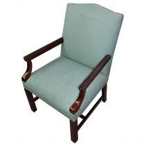Pale Green Gainsborough Chair