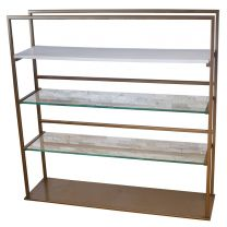 Used Stylish Shelving Unit