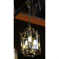 3 Light Hanging Unit