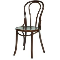 Bentwood Ella Side Chair - Walnut